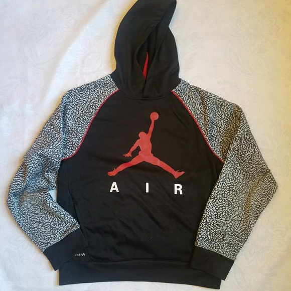 04bc6dfafe0 Jordan Shirts & Tops | Air Youth Hoodie | Poshmark